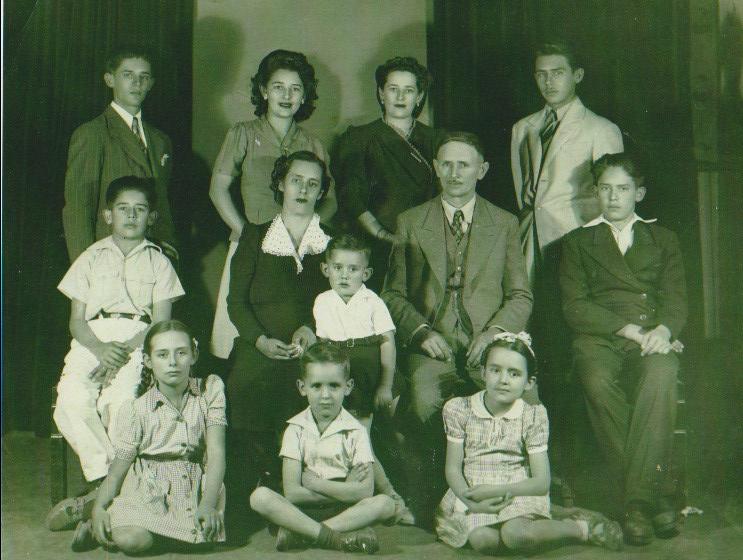 Anaya Family
